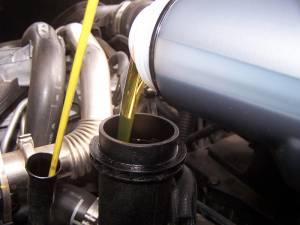 Vigila el nivel de aceite