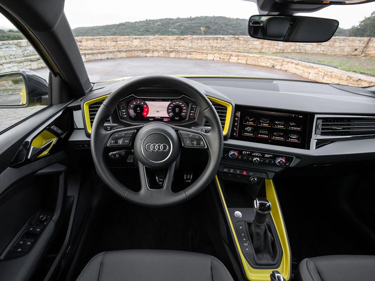 Prueba Audi A1 Sportback 2019