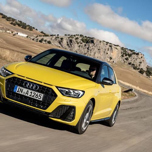 La versión crossover del Audi A1 ya está en fase de pruebas