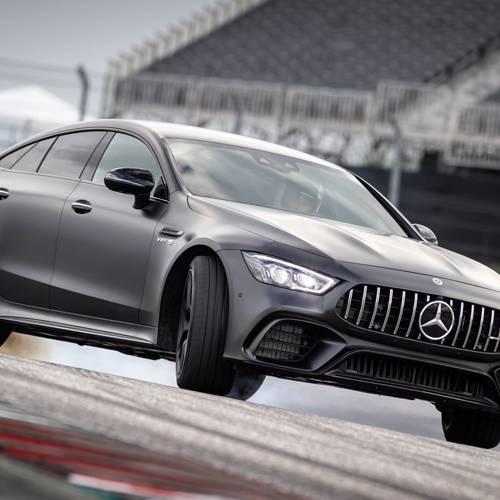 Mercedes-AMG GT 4 puertas Coupé, probamos el deportivo más familiar