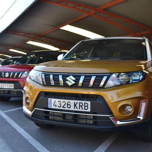 Suzuki recauda 2.000 kg de alimentos con su iniciativa solidaria 'Litros X Kilos'