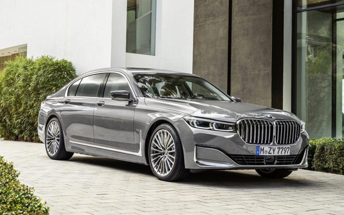 2020 BMW 750Li Xdrive New Concept