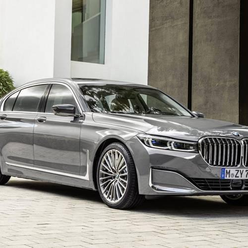 BMW Serie 7, naturaleza de líder