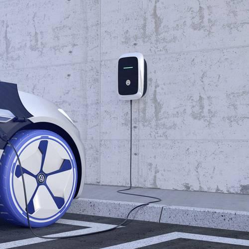 Volkswagen fabricará baterías portátiles de carga para vehículos eléctricos