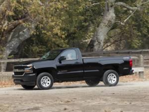 Chevrolet Silverado - 651.090 unidades vendidas