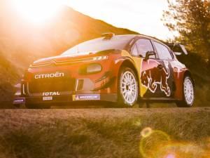 Citroën C3 WRC – Citroën Racing