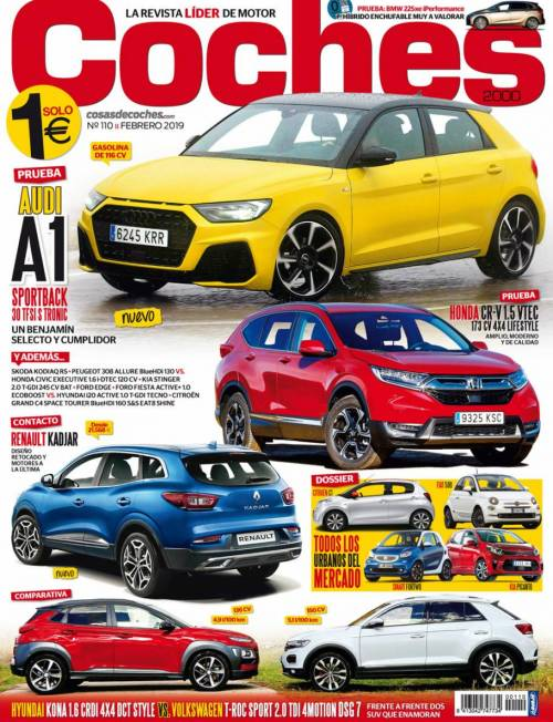 Revista Coches – número 110