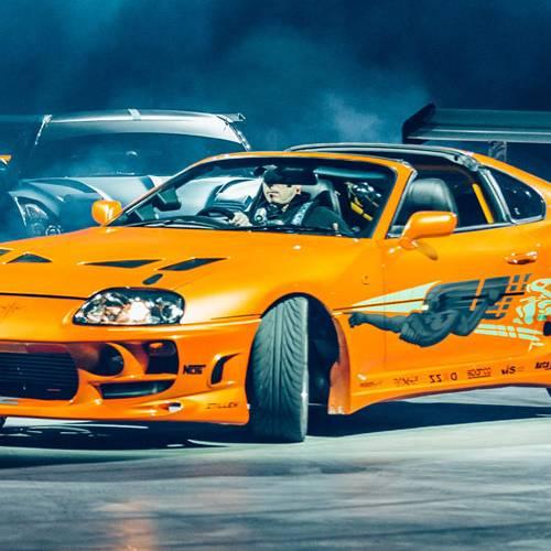 Salen a subasta algunos de los coches más icónicos de la saga Fast & Furious