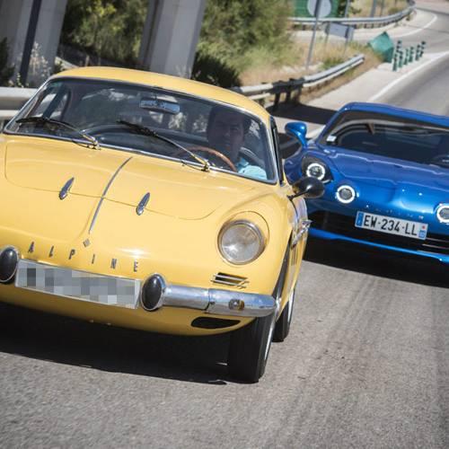 Alpine A110 1100 vs. Alpine A110 Première Édition, la saga se reactiva