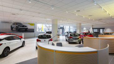 Concesionario Opel PSA Retail Madrid