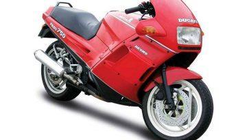 motos años 80