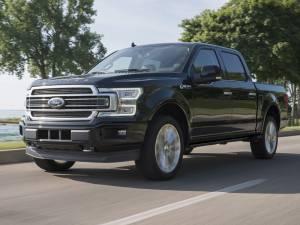 Ford F-Series - 1.080.757 unidades vendidas