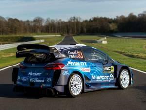 Ford Fiesta WRC – M-Sport