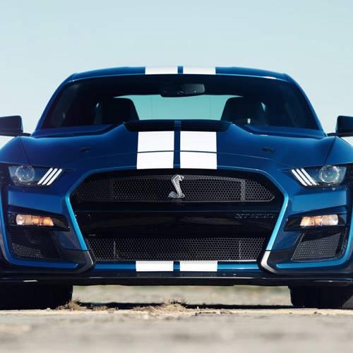Ford Mustang Shelby GT500, un sueño bestial que no llegará a Europa