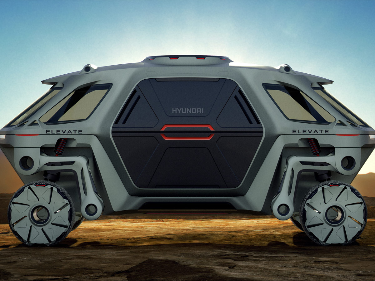 Hyundai Elevate Concept 2019