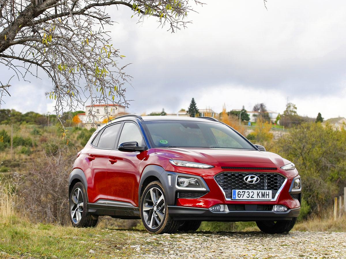 Prueba Hyundai Kona Diésel
