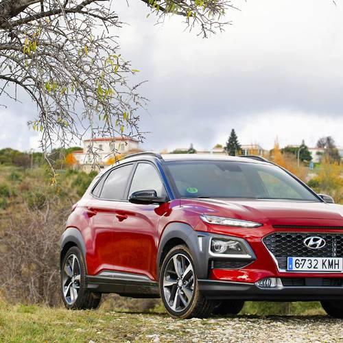 Prueba del Hyundai Kona, mejor en diésel