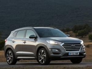 Hyundai Tucson - 574.054 unidades vendidas