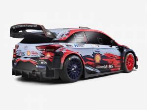 Hyundai i20 WRC – Hyundai Motorsport