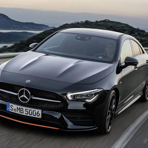 Mercedes-Benz CLA, entre dos mundos y con un extra de deportividad