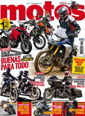 Revista Motos – número 53