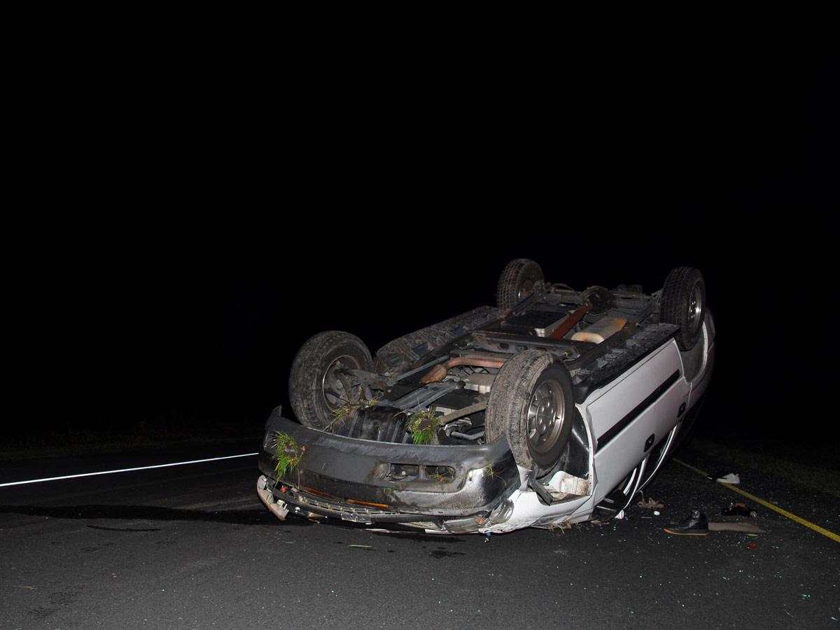 Muertos en las carreteras