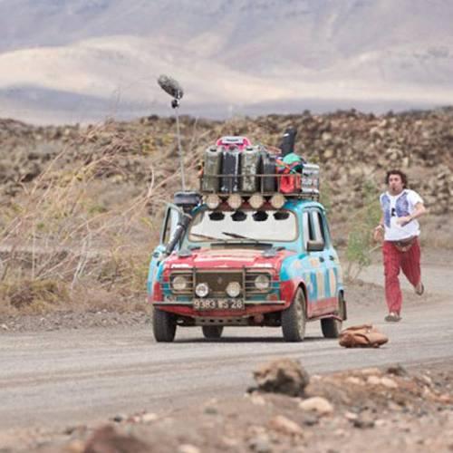 El Renault 4 latas, protagonista de una película española que se estrenará el 1 de marzo