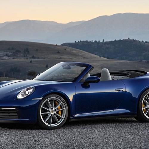Porsche 911 Cabriolet, prestaciones a cielo descubierto