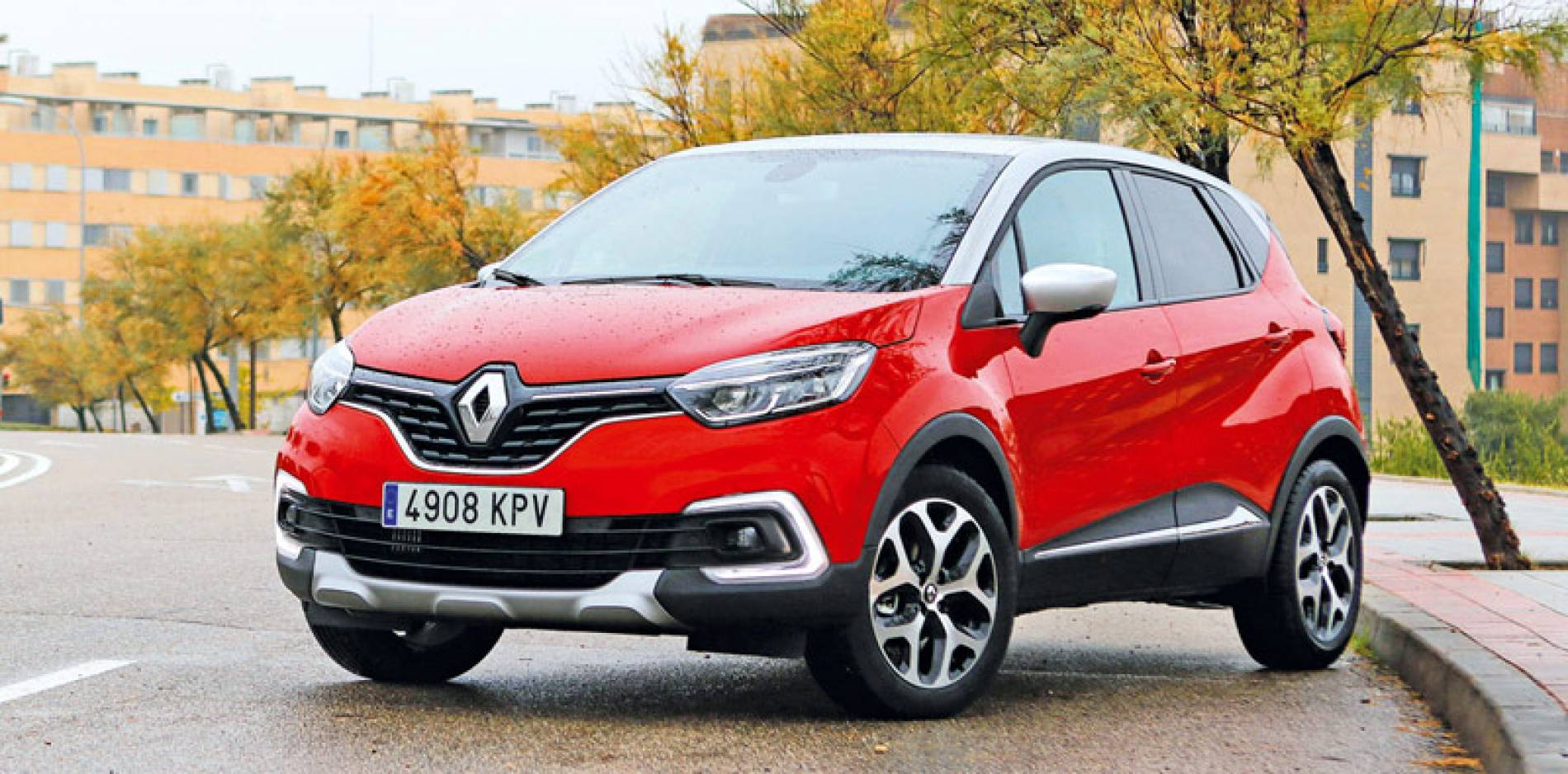 Prueba del Renault Captur,el equilibrio como virtud