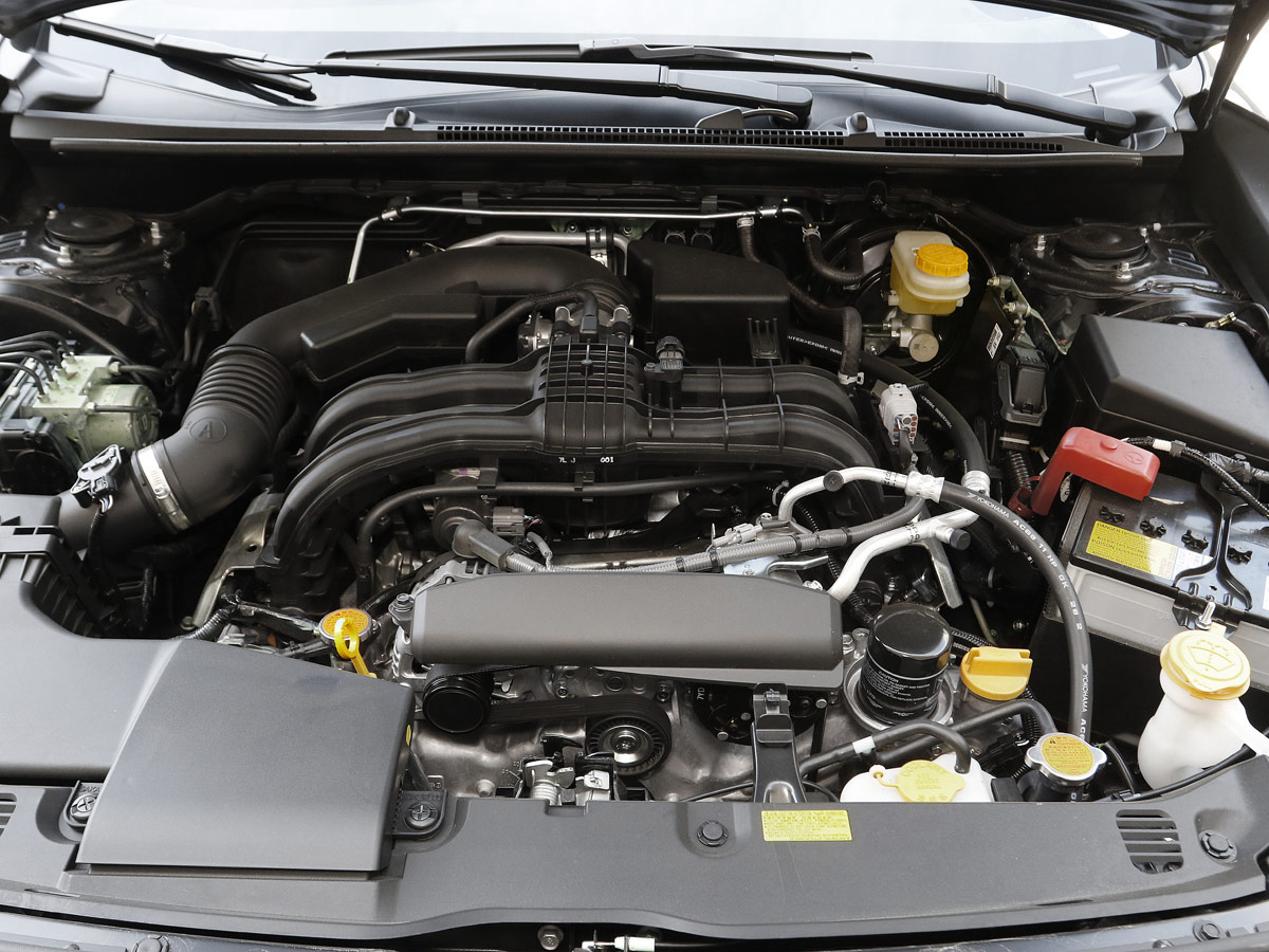 Prueba Subaru Impreza 2019
