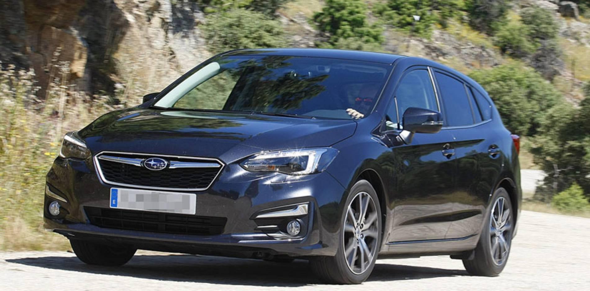 Al volante del Subaru Impreza, Denominación de origen