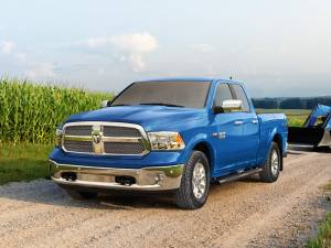 Ram pick-up - 624.846 unidades vendidas