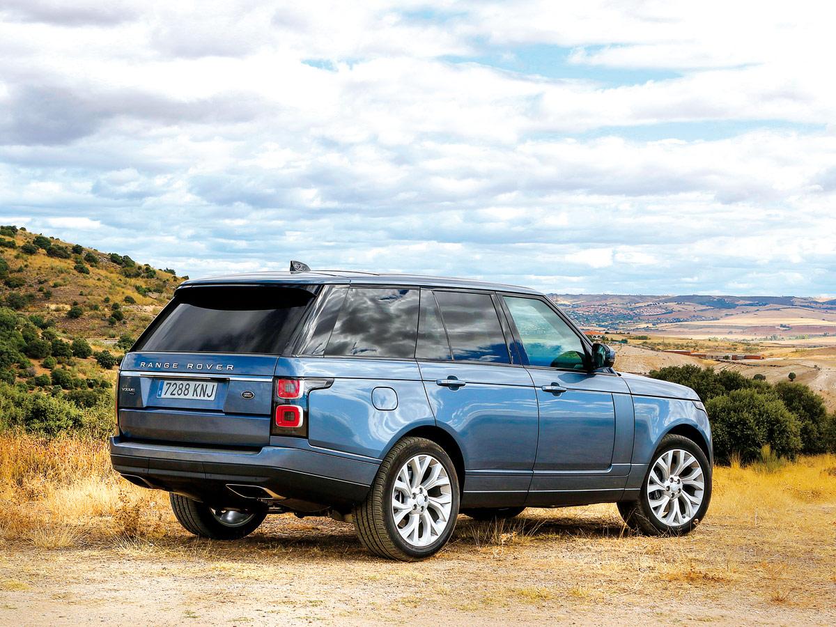 Range Rover Vogue p400e