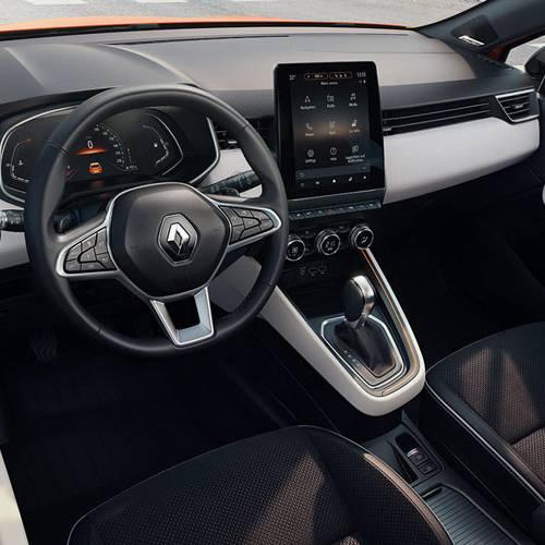Renault Clio, la revolucionaria quinta generación se comienza a ver por su interior