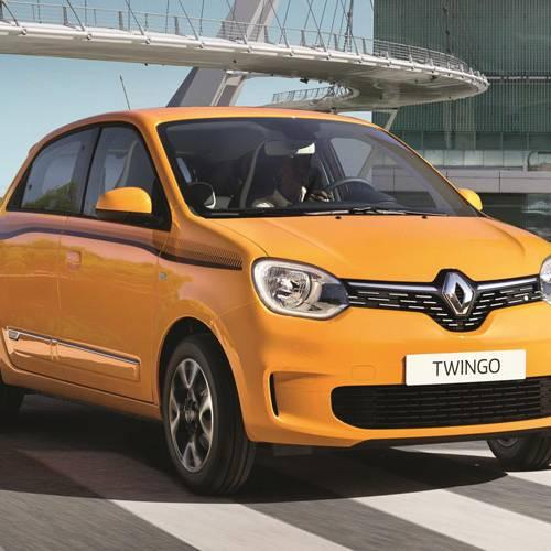 El Renault Twingo se actualiza para ser más divertido y tecnológico
