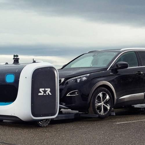 Ya está aquí el robot que se encargará de aparcar tu coche