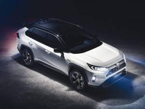 Toyota RAV4 - 837.624 unidades vendidas