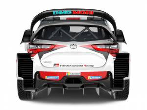 Toyota Yaris WRC – Toyota Gazoo Racing WRT
