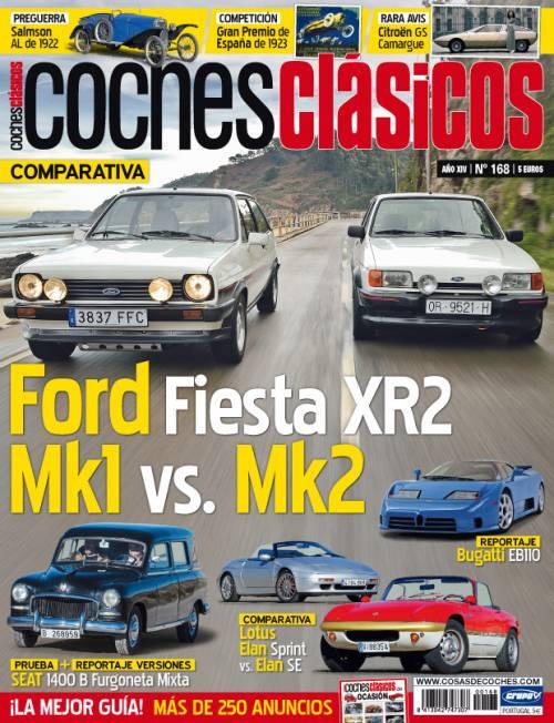 Revista Coches Clásicos Número 168