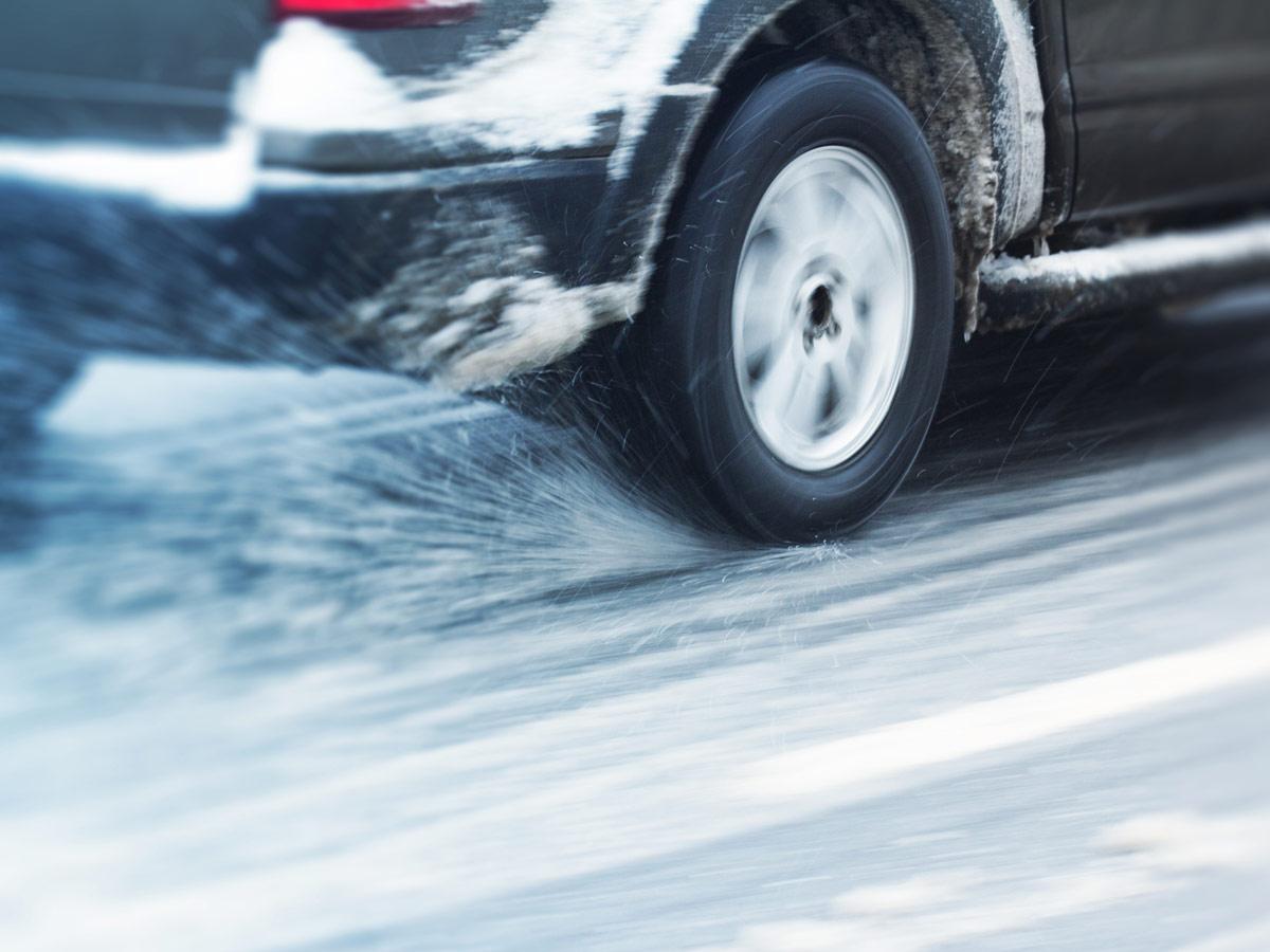 consejos conducción sobre nieve