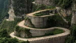 Las peores carreteras del mundo, te pondrán los pelos de punta