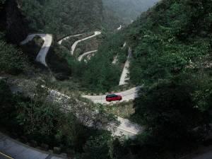 Ruta Tianmen Shan