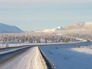 Autopista de Kolimá