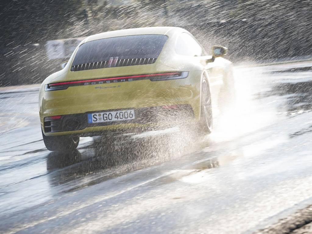 modo wet Porsche 992