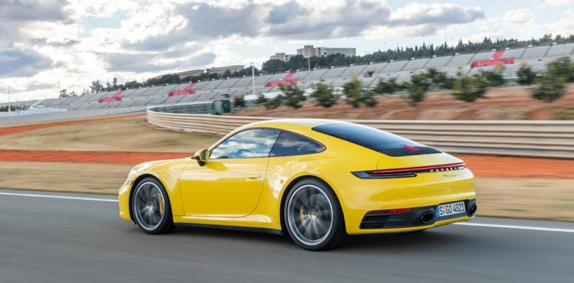 Prueba Porsche 911, la leyenda continúa