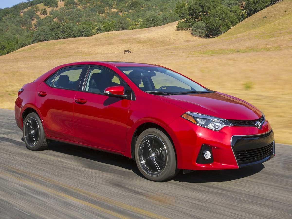 revisión coches Toyota