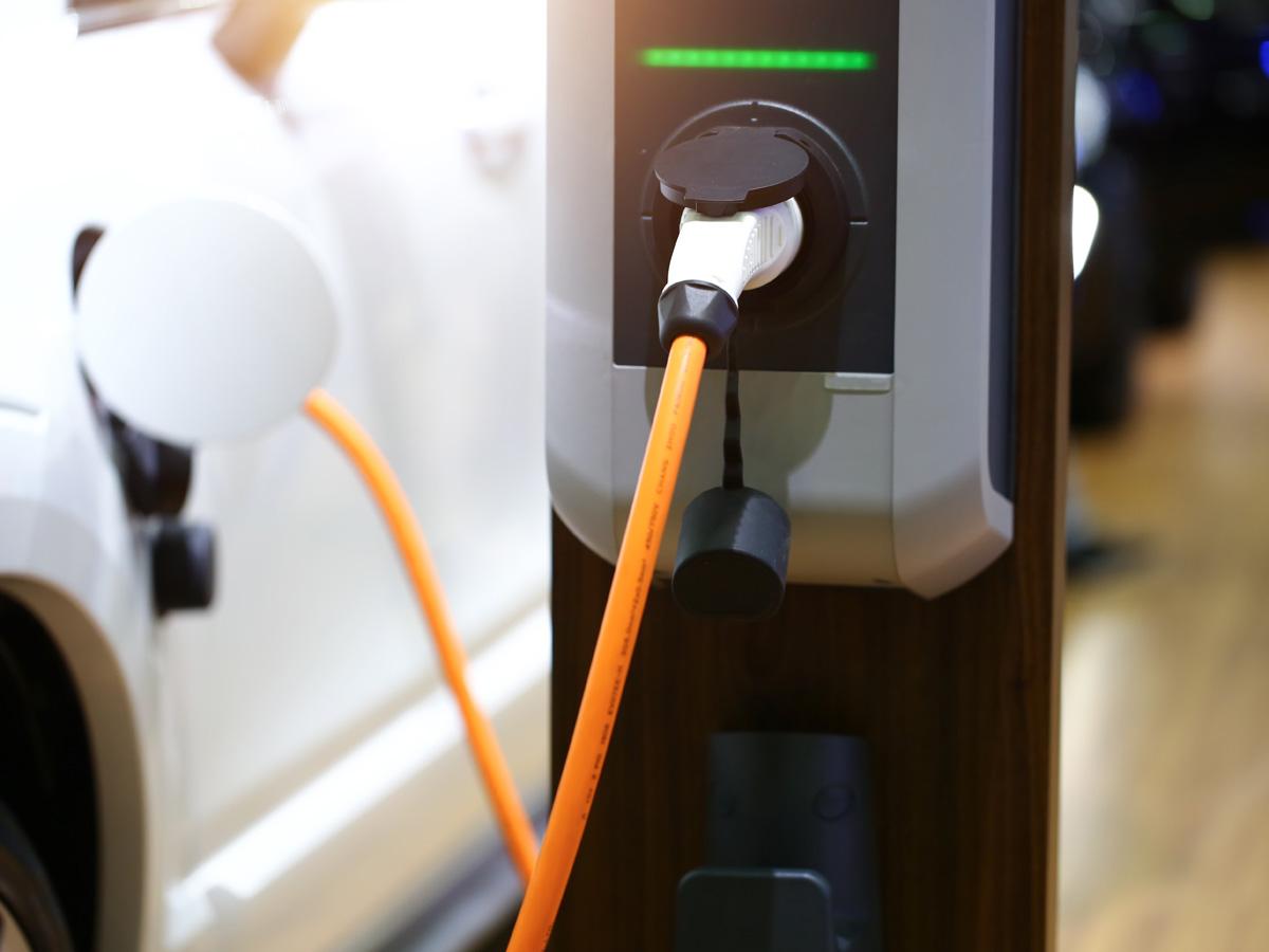 Seguridad de cargadores eléctricos