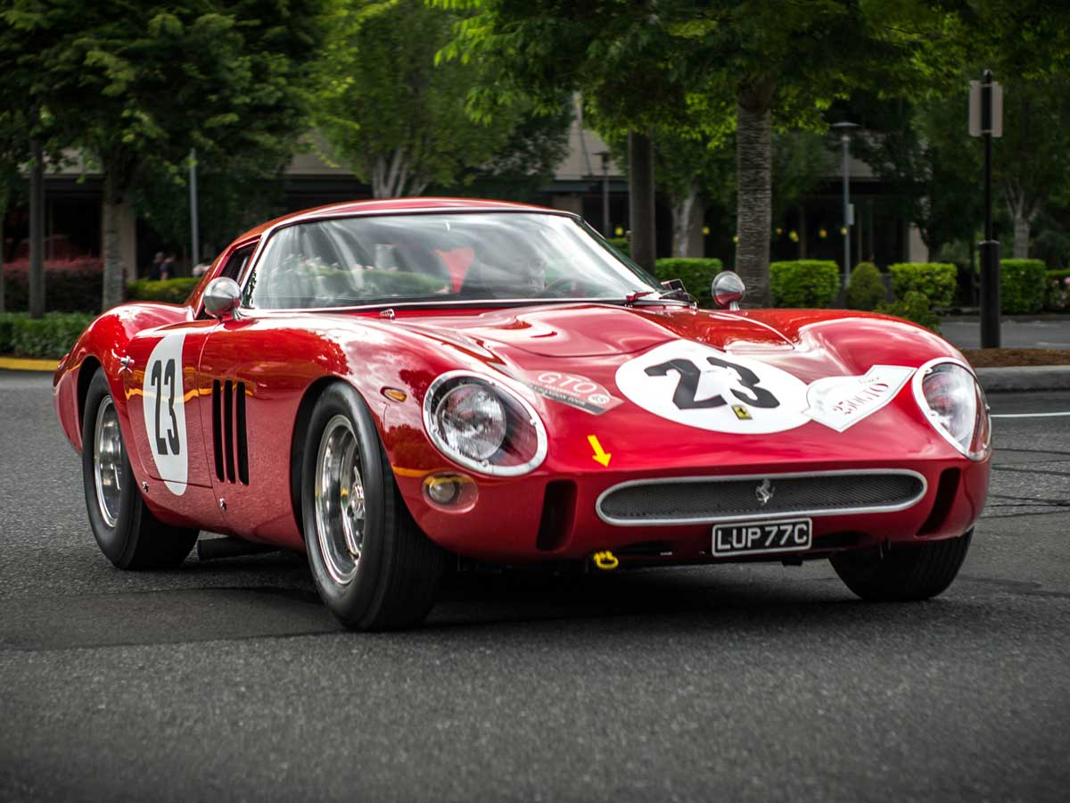 subasta de coches Ferrari 250