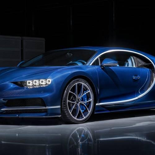 Bugatti descarta crear un SUV y se centrará en sus superdeportivos