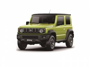 Suzuki Jimny – Mejor urbano